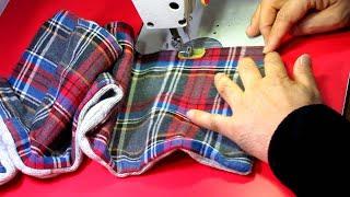 DIY 얼룩진 스웨터가 새롭게 태어났습니다./don&#…