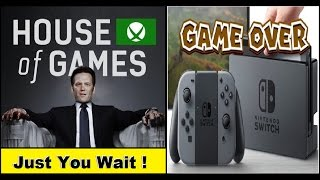 don t pre order xbox scorpio until you see the games nintendo switch battery can be replaced