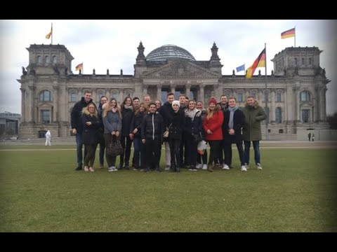 CBS Finance & Business Club Berlin Trip