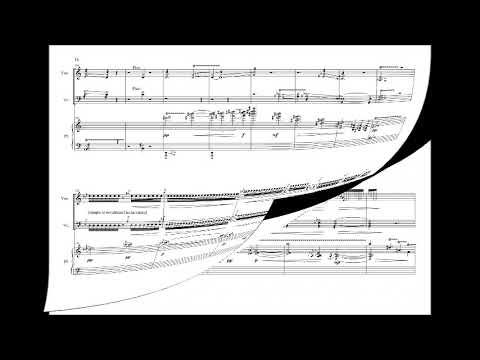 Elena Maiullari -Trio Exciting for violin, cello and piano