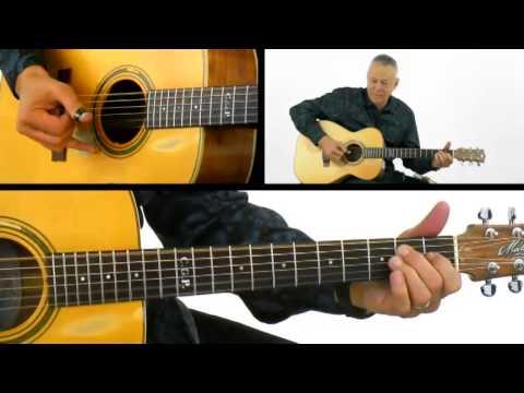 Tommy Emmanuel Guitar Lesson - #31 Chords - Fingerstyle Milestones