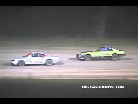 Bandit class at Mohawk Int. Raceway June 10, 2011