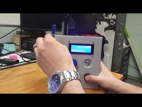 Card Reader Power Switch