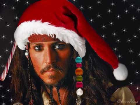 A Johnny Depp Christmas - YouTube