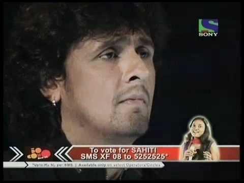 X Factor India - Sahiti's pure performance on Aa Re Aaja Nindiya Tu- X Factor India - Episode 16 - 8th Jul 2011