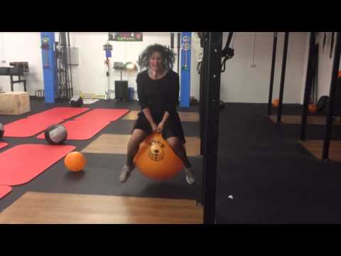 CW1 CrossFit Halloween WOD