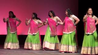 Chalka Re & Ghagra - Appi & Friends Bollywood Performance