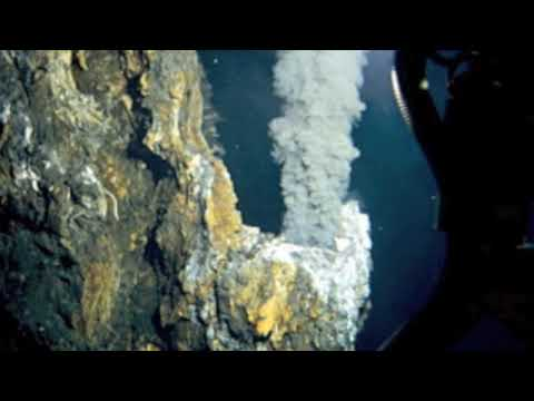 Mineralogy of Hydrothermal Vents
