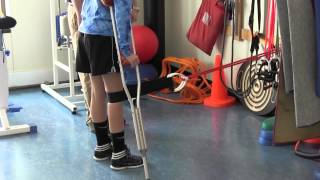 Sierra Riley - ACL Recovery