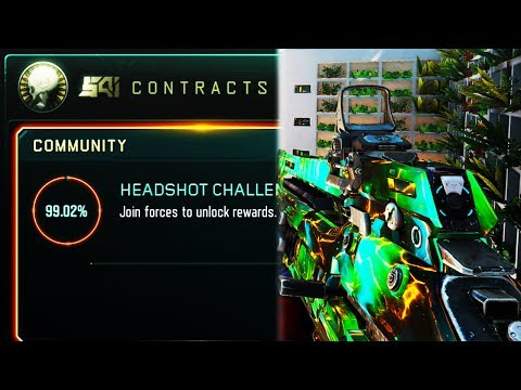 "WE DID IT AGAIN! ... UNLOCKING NEW SECRET PACK-A-CAMO IN BLACK OPS 3! NEW ""COSMIC CAMO"" UNLOCKED!"