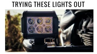 ALL-EXTREME LED AUX LIGHTS | First Impression