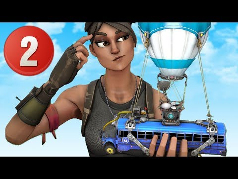 What Really Happens on The Fortnite Battle Bus: Part 2 (SFM Animation) from YouTube · Duration:  2 minutes 13 seconds