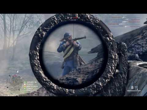 Battlefield 1 - All DLC Guns - They Shall Not Pass |