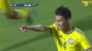 видеообзор матча Черногория U21(1-2) Казахстан U21
