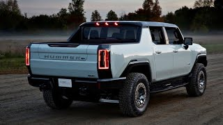 2022 Hummer EV. All electric pick up truck. The must rugged off-road vehicle ever (THE BEAST)