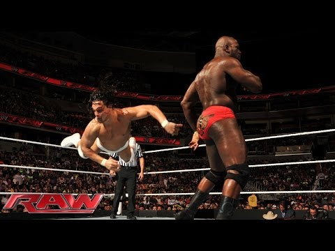 Bo Dallas vs. Titus O