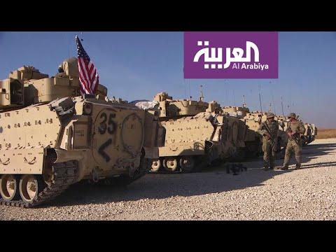 قوات أميركية تلاحق داعش شمال شرق سوريا  - نشر قبل 16 دقيقة