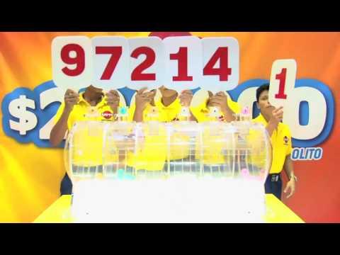 Sorteo Lotto 1838 25-JUL-17