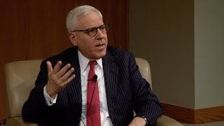 Distinguished Speaker Series: David Rubenstein, Co-Founder and Co-CEO, The Carlyle Group