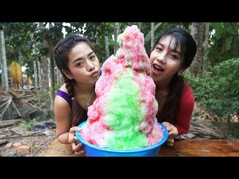 Yummy Cooking Shave Ice Recipe - Cooking Skill