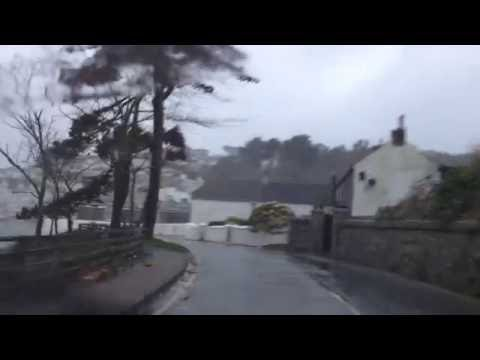 Christmas in beautiful St.Mawes , Cornwall.