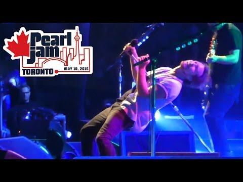 Pearl Jam Toronto 05-10-2016 Full Concert Multicam SBD