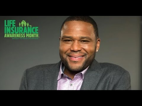 Anthony Anderson 60 Second PSA - Life Insurance Awareness Month 2015