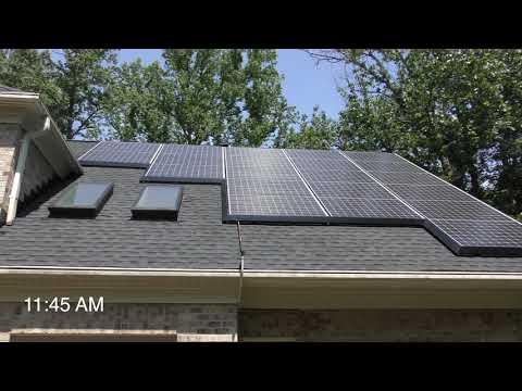 tesla-powerwall,-solar-panels,-and-app