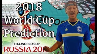 Who's winning the 2018 World Cup?