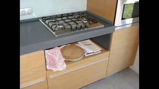 видео кухни из мдф