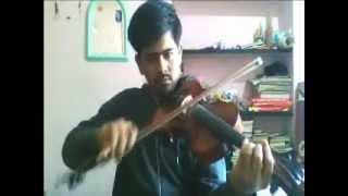 Fast Mohabbatein VIOLIN TUNE.mp4