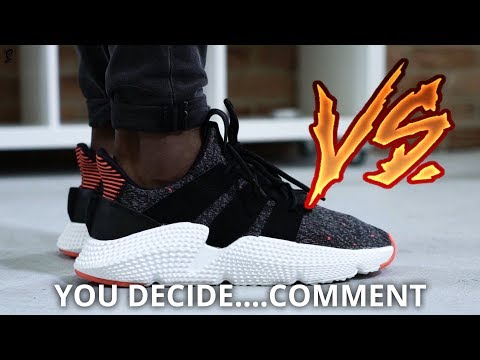 How To Style The adidas Prophere | Battle Of The Fits #1 | Comment Below