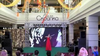 Прима Скрипка- электро скрипачка- День Рождения- открытие торгового центра