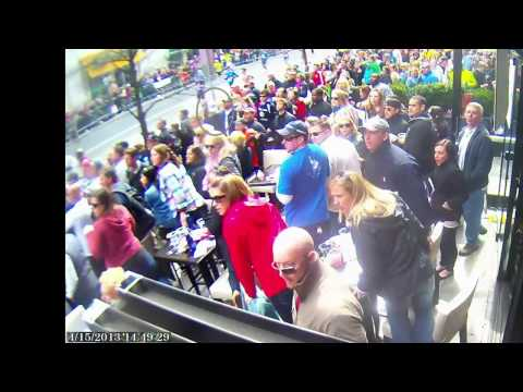 second explosion boston marathon bombing. Lu Lingzi.