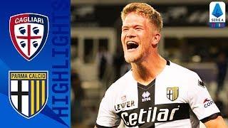 Cagliari 2-2 Parma | 94th Minute Goal In Thrilling 2-2 Draw! | Serie A TIM