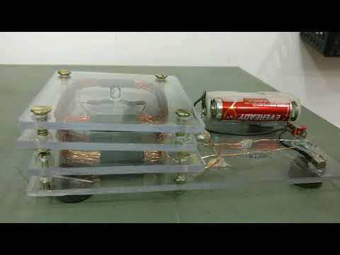 Wireless Electricity Transmission- Physics Project