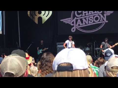 Chris Janson // IHeartCountry Festival 2017