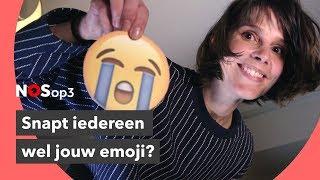 Een emoji betekent niet overal hetzelfde | NOS op 3