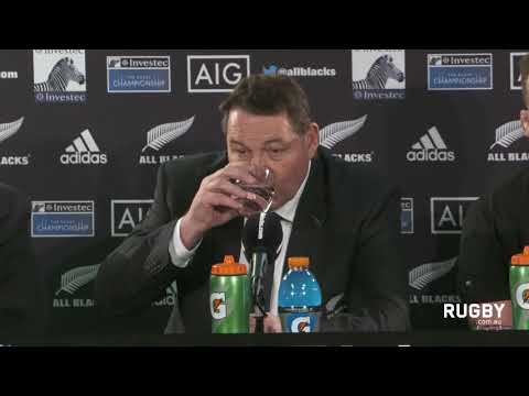 Full All Blacks post match press conference