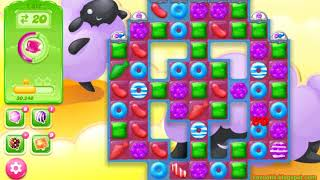 Candy Crush Jelly Saga Level 1617 (No boosters)