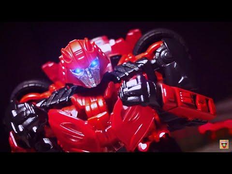 Cliffjumper's Revenge/ Transformers [STOP MOTION]