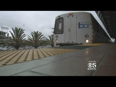 Teens Commandeer BART Train In Violent Takeover Robbery Of Passengers