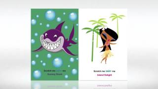 Novelty cards | Best smelling scratch & sniff cards for all occasions | Sniff Cards