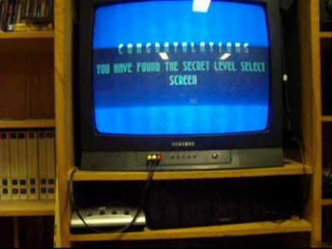Sonic 3d Blast secret level select screen cheat