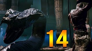 ULAR NAGA PANJANGNYA...! (14) Assassin's Creed Origins