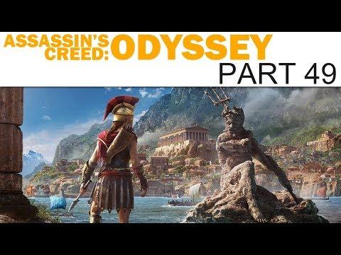 Livemin - Assassin's Creed: Odyssey - Part 49 - The Kretan Bull (Let's Play / Playthrough) thumbnail