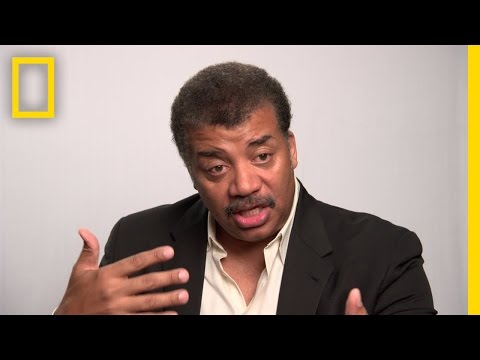 Neil deGrasse Tyson on a Dystopic Future | Breakthrough
