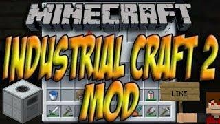 Minecraft PE- industrial Craft [mod] 0.12.2