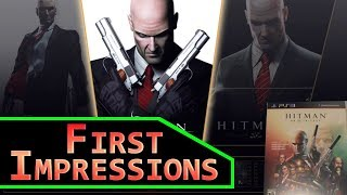PS3 Hitman HD Trilogy First Impressions -- Review Zone HD