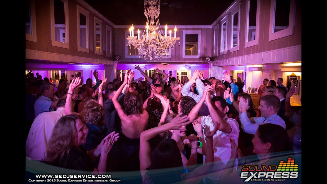 Ashley and Kevins Wedding Reception Sound Express Entertainment